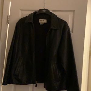 Genuine Leather Jacket!! Excellent condition!